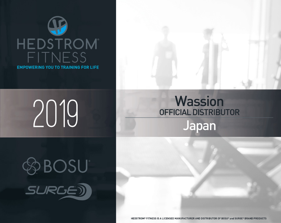 2019 WASSION OFFICIAL DOSTRIBUTOR Japan